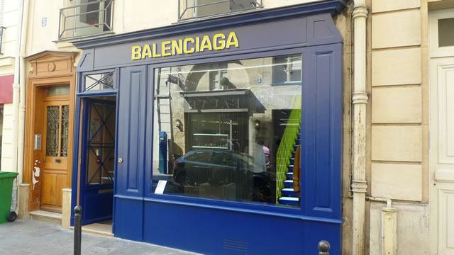 paris best shops  PARIS | BEST SHOPPING VENUES Paris Balenciaga Varenne