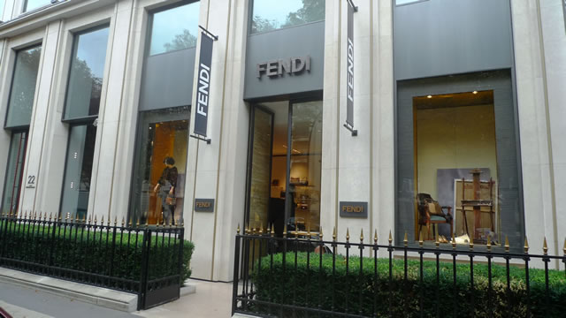 best shops in paris  PARIS | BEST SHOPPING VENUES Paris Fendi Montaigne