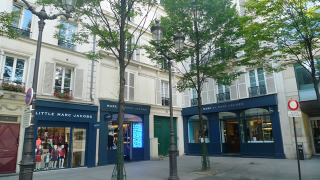 paris best shops  PARIS | BEST SHOPPING VENUES Paris Marc by Marc St Honore